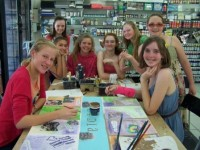 Kids Painting Classes (FULL)