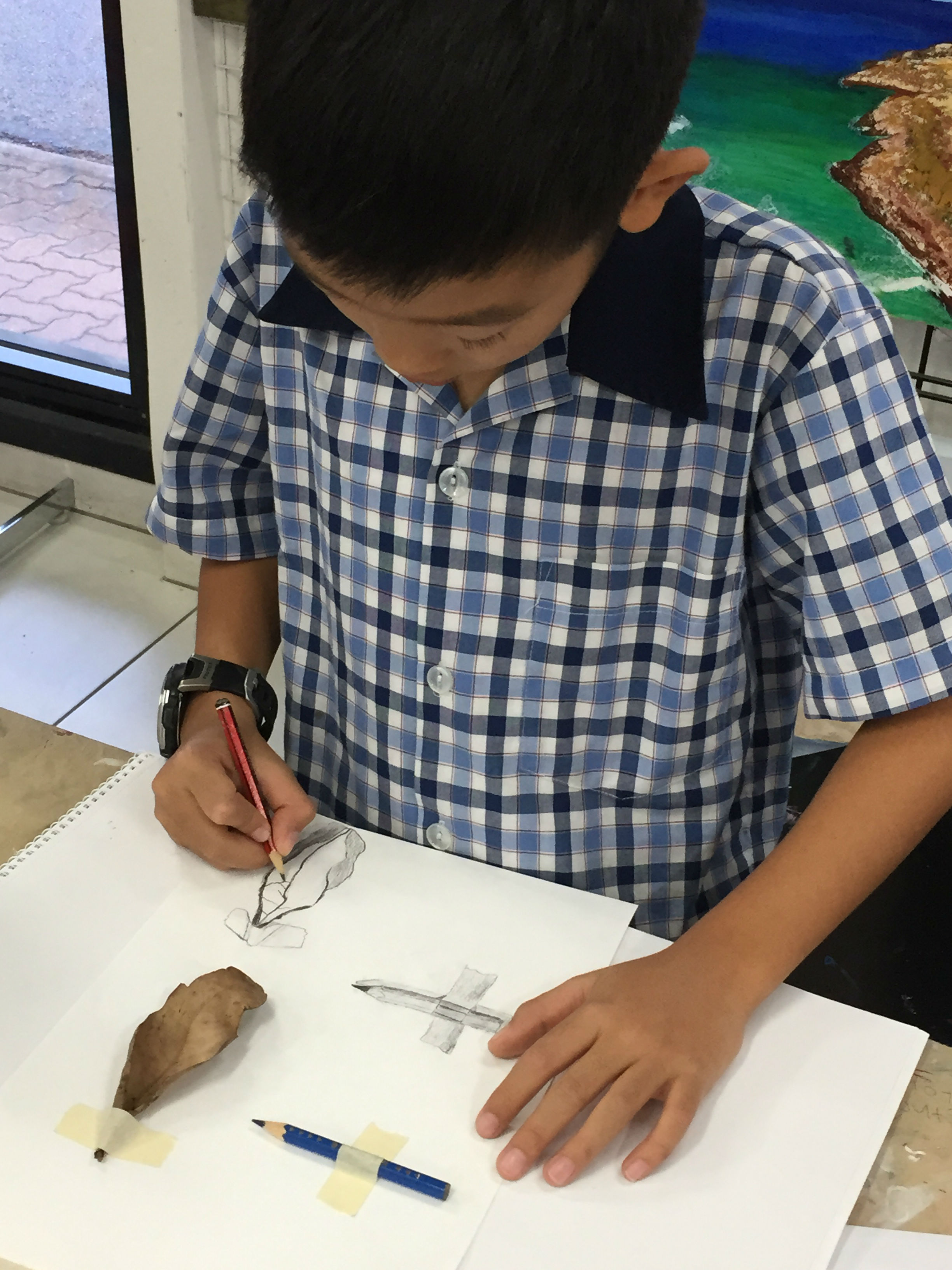 Children's Drawing Classes - Lilly-Lee Gallery