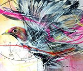Graffiti Birds - Street Art Style (Sept/Oct School Hols) & 3 Oct