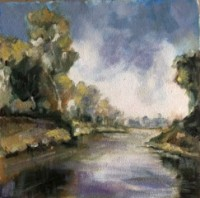 Landscapes in Oils Alla Prima style - suits Beginners and Above